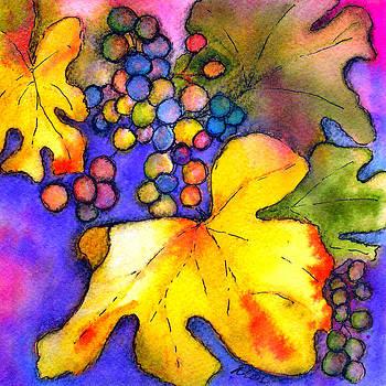 Grape Vine by Dion Dior