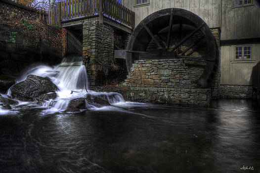 Grist Mill 1 by Stephen EIS