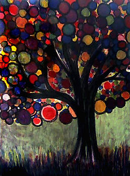 Gumball tree 00027 by Monica Furlow