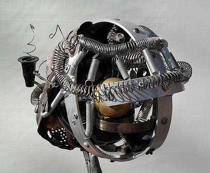 Head Full of Noise by Chris Woodman