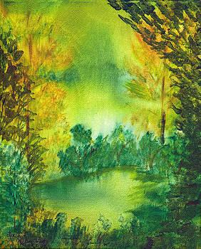 LeeAnn McLaneGoetz McLaneGoetzStudioLLCcom - Hidden Pond