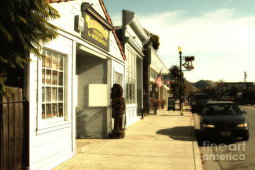 Wingsdomain Art and Photography - Historic Niles District in California Near Fremont . Devils Workshop and Mercantile . 7D10663