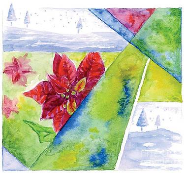 Holiday Collage by Sara Alexander Munoz