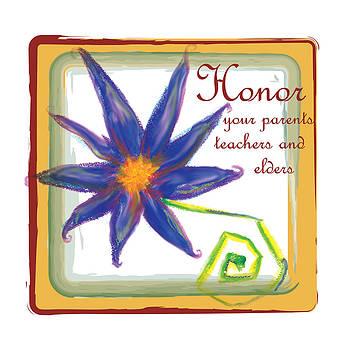 Honor by Nancie Teresa