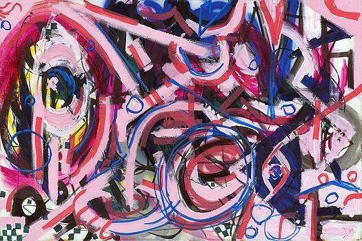 Hot Pink by Wes Thomason