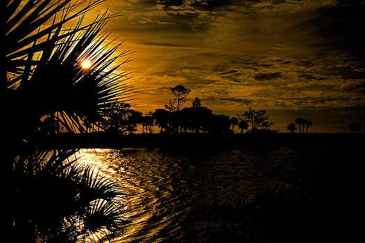 Matthew Winn - Hunting Island Sunrise