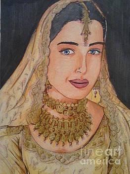 Indian Beauty by Sandeep Kumar Sahota