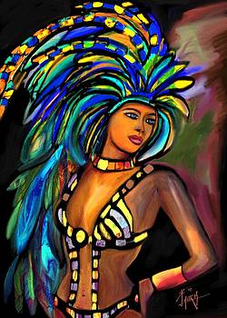 It's Carnival Time by Laura Fatta