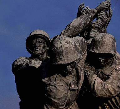 Iwo Jima  by Glenn Lawrence