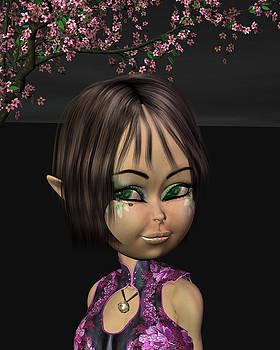 John Junek - Japanese fairy