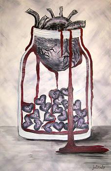 Jar of Hearts by Joanne Seath