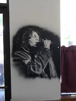 Jim Morrison by Al  Brown