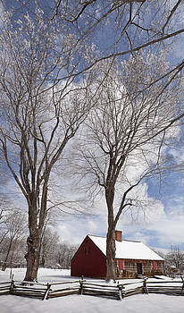 Jockey Hollow National Historical Park - Morristown - New Jersey by Phil Degginger