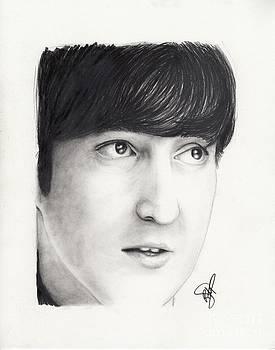 John Lennon by Rosalinda Markle