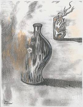 Jug and Bottle by Mary Zimmerman