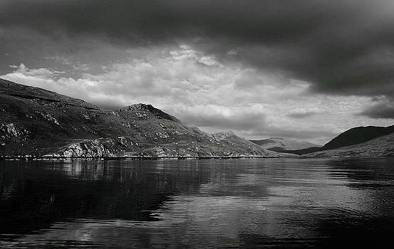 Killary Harbour by Peter Skelton