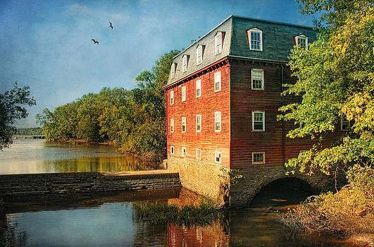 Kingston Mill 2 by Pat Abbott