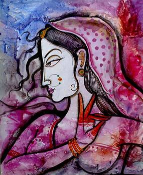 Lady by Keshaw Kumar