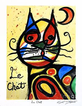 Le Chat by Chris Mackie