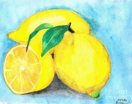 Lemons by Ayman Youssif