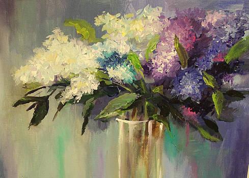 Lilac by Khatuna Buzzell