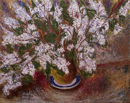 Lilacs by Vladimir Kezerashvili