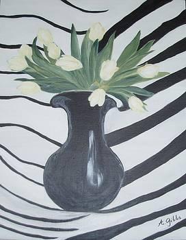 Lillies by Arlene Gibbs