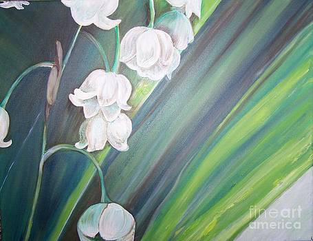 Lilly of the Valley by Sharon Wilkens