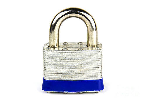 Lock by Blink Images