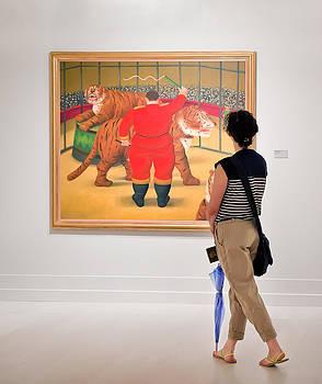 Looking at Art by Salvator Barki