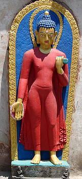 Anand Swaroop Manchiraju - LORD BUDDHA-2
