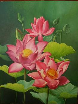 Lotus 2 by Tono