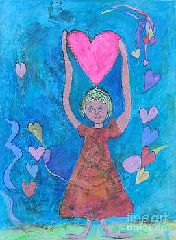 Love from Above by Marlene Robbins