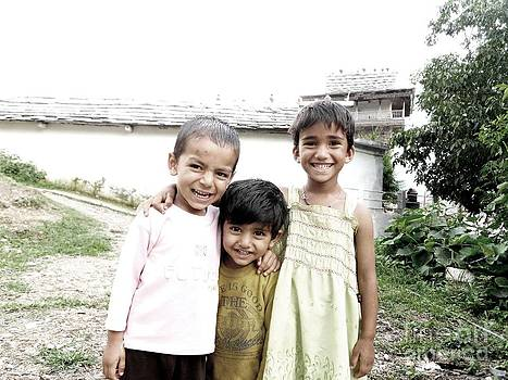 Lovely Childhood by Hari Om Prakash