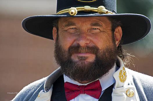 Jonathan Whichard - Major General L. L. Lomax portrayed by Dan L. Carr 150th Anniversary of the American Civil War