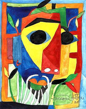Man in the Window by Jakeer Hussain