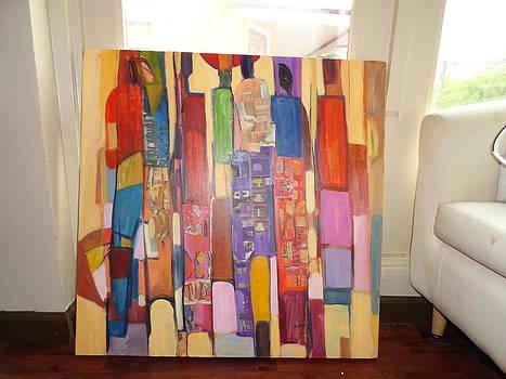 Market Ladies by Fetunwork Amedie
