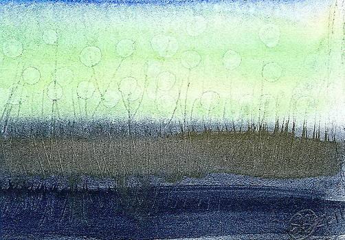 Marsh  2  by Sheba Goldstein