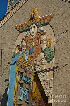Mayan Theater by David Pettit