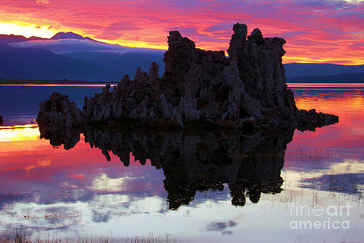 Adam Jewell - Mono Lake Sunset