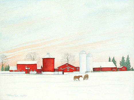 Montgomery Farm by Tim Mullen