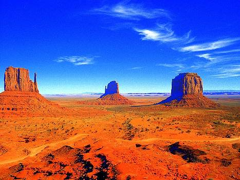 Monument Valley by Carrie Putz