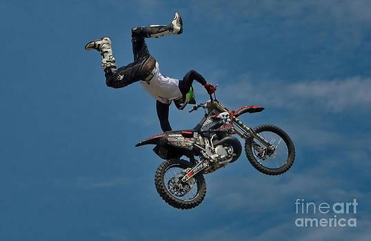 Andrea Kollo - Motorcycle Trick Riding