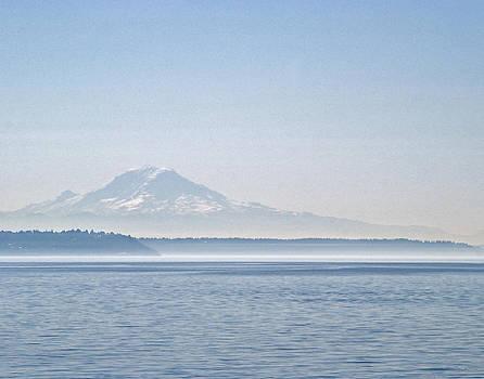 Julie Magers Soulen - Mount Rainier Dream