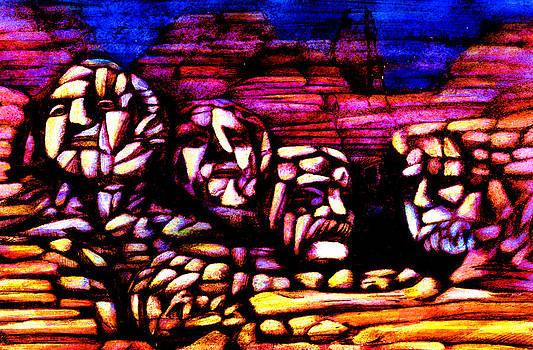 Mount Rushmore by Giuliano Cavallo