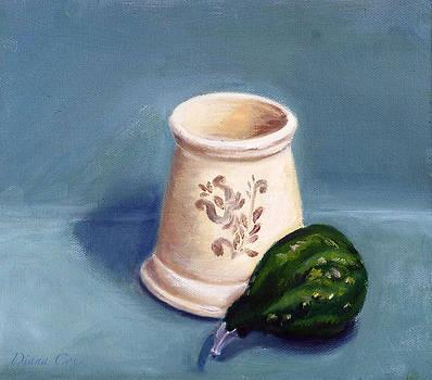 Diana Cox - Mug and Gourd