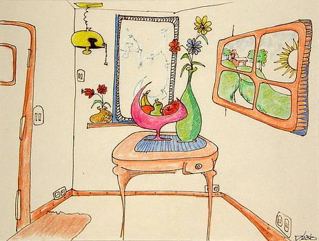 DENNY CASTO - My Room