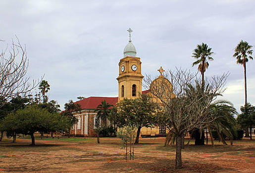 New Norcia Monastery by Douglas Clulow