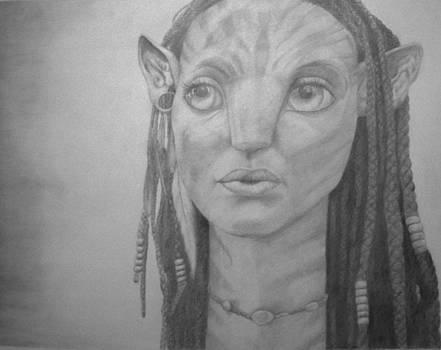 Neytiri by Sarabeth Kett
