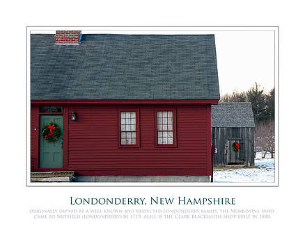 NH Old Homes by Jim McDonald Photography